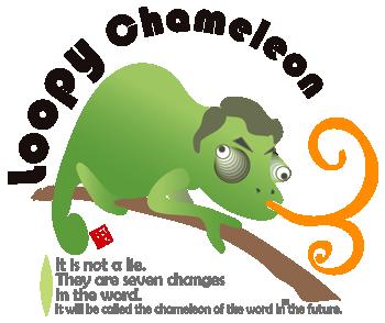 ポポ山 Loopy Chameleon